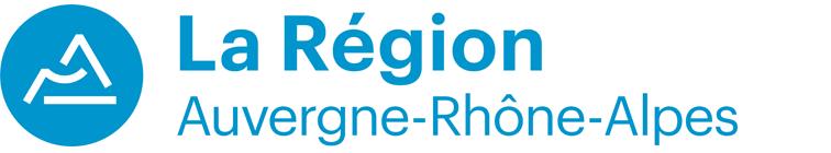 La Région Auvergne-Rhône-Alpes Logo